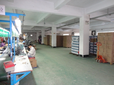 Chinese production plant