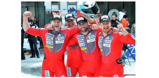 Chercheur d 39 or olympique sochi en 2014 ulule for Interieur bobsleigh