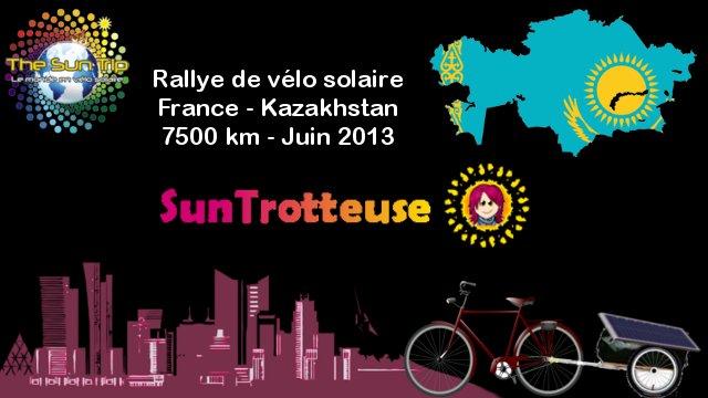 Campagne SunTrotteuse Ulule Anick-Marie SunTrip