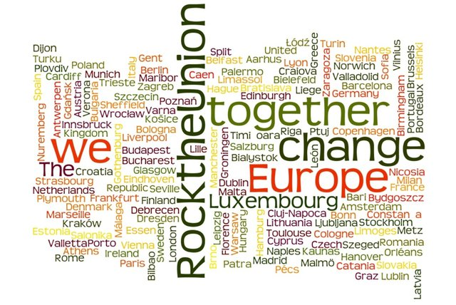 Together we change Europe!