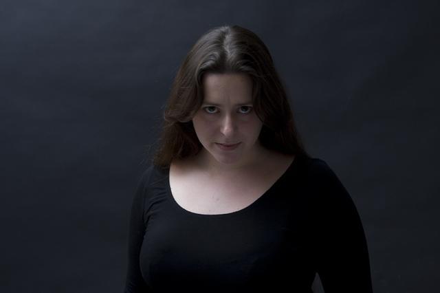 Geneviève Blouin, auteure de Le Chasseur, novella de fantastique publiée aux Éditions Les Six Brumes