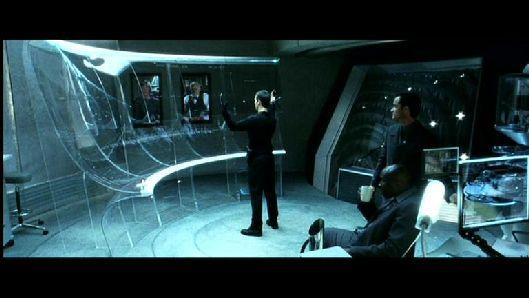 Minority Report (2002) - Steven Spielberg