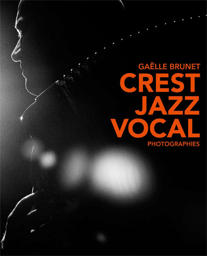 crest jazz vocal - couverture