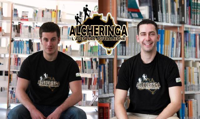 Corenthin et Thomas