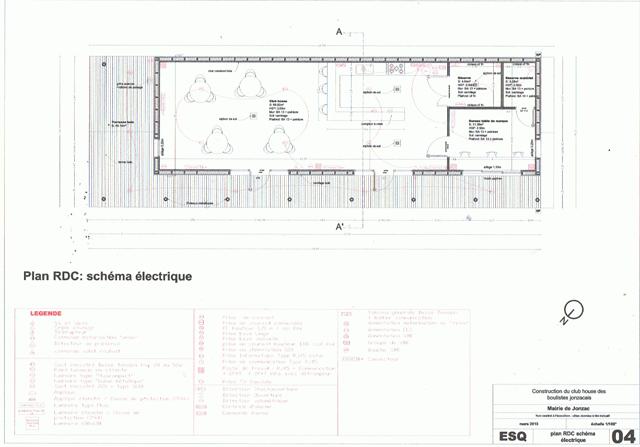 Un bon plan reconstruction du local associatif de la for Reglement interieur local associatif