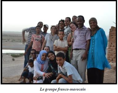 chantier Maroc