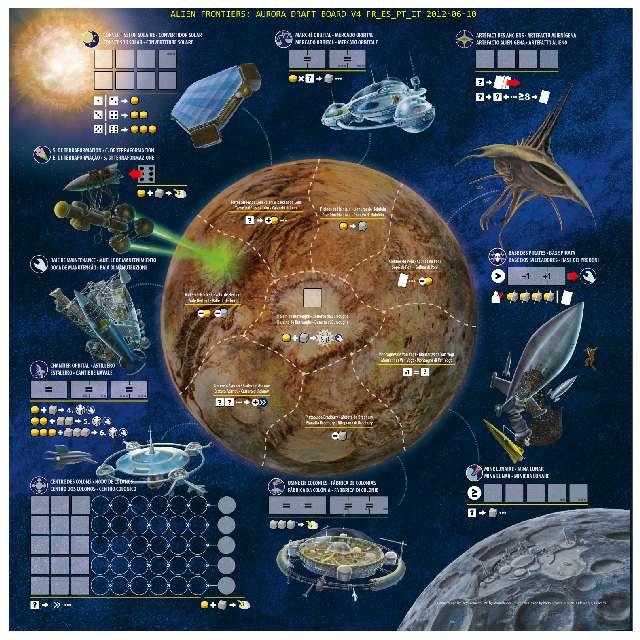 Alien Frontiers: Aurora