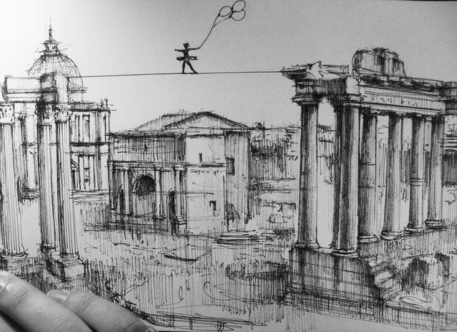 Roma, Roberto Di Costanzo,Editions Nomades