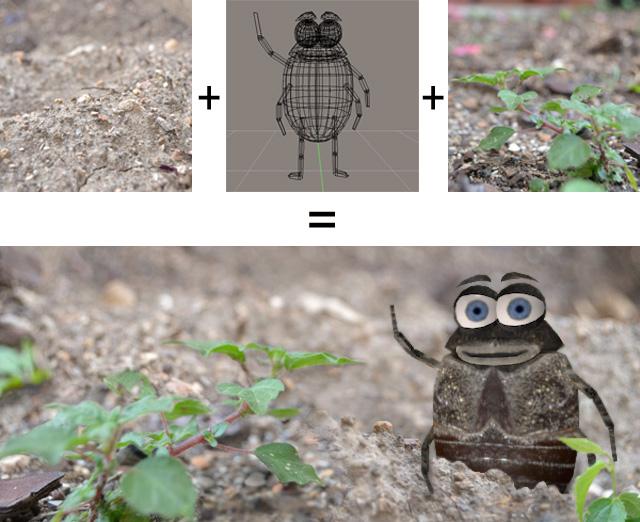 3D et photos