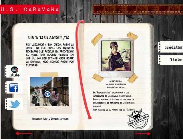 Test du site www.uscaravana.com