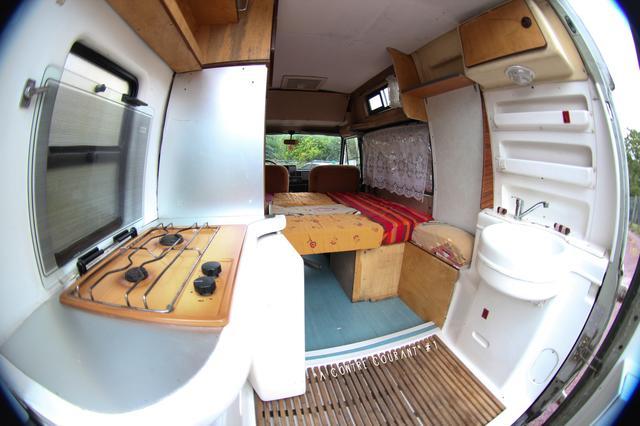 Extrêmement Photos de l'intérieur de notre camion - À contre courant #1 - Ulule JX59