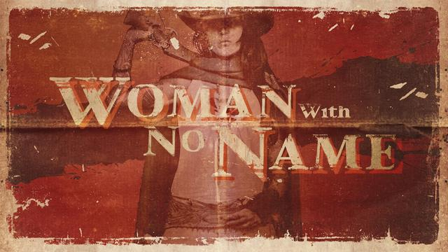 Woman with no name