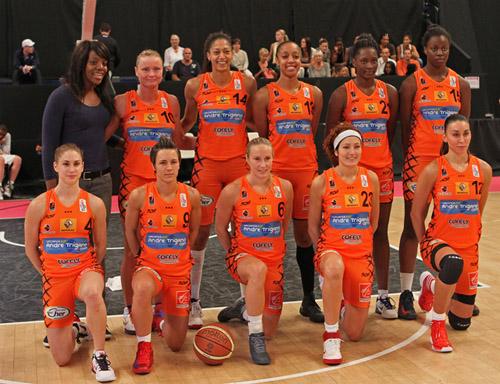 Equipe Tango Bourges Basket
