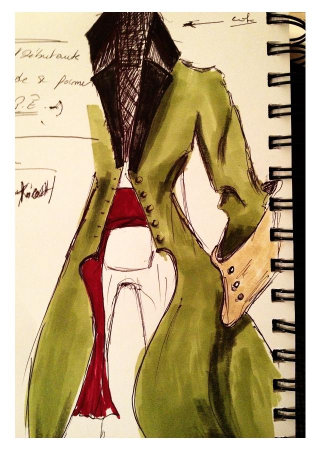 Harpagon Costume