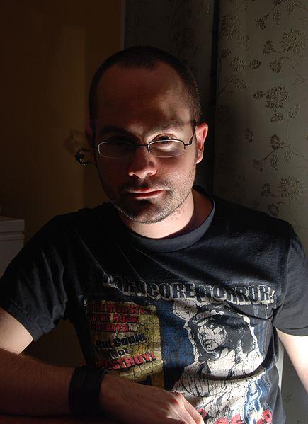 Jonathan Reynolds, auteur de la novella defantastique La Légende de McNeil