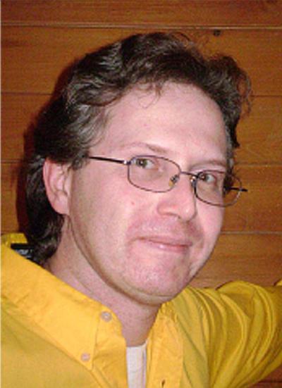 Gilbert Thiffault, auteur de la novella de fantastique Madluck