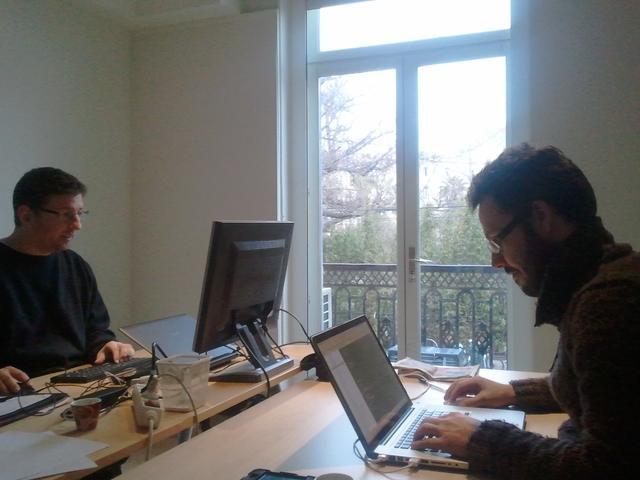 Bureaux partagés montpellier location de salles de réunion à