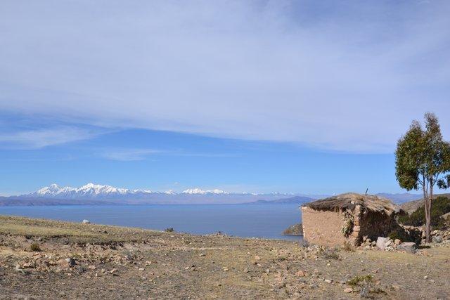 Lac Titicaca, le 28 juillet 2013