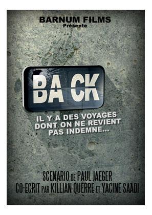 Pré-affiche de Back
