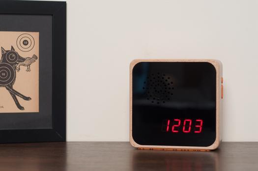 Bluetooth Alba Alarm Clock - Ulule