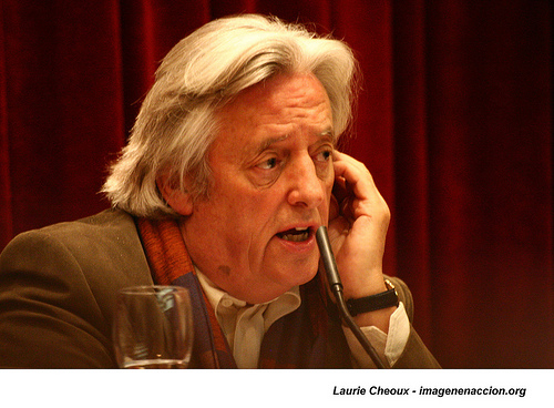 Michael Mansfield QC in Barcelona