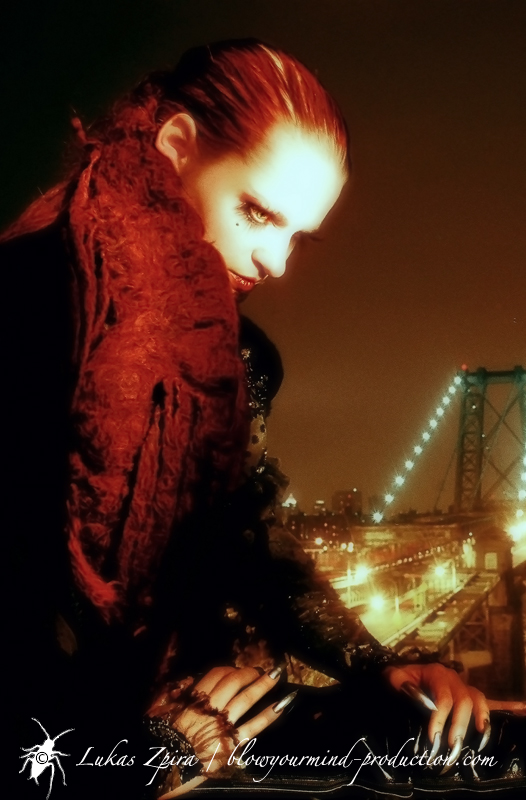 Johanna Constantine - New York 2002
