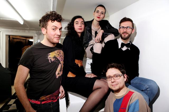 Alicia  Birr et les créateurs de Von Engelswacht