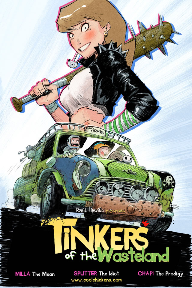 Tinkers Poster
