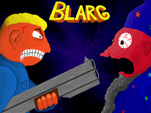 video game blarg. intro