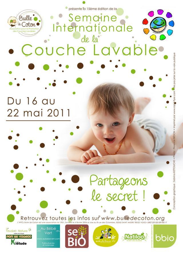 Affiche de la SICL 2011