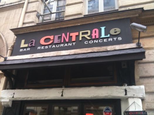 La Centrale fête le Beaujolais Nouveau