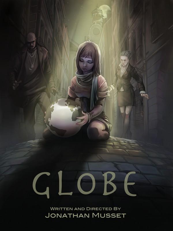 Pre-prod du film Globe