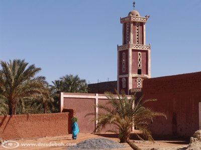 Mosquée d'Adrar