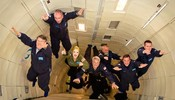 Floating in Zero Gravity - This is what I did with the money !!!