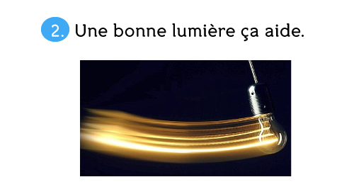 lumière!